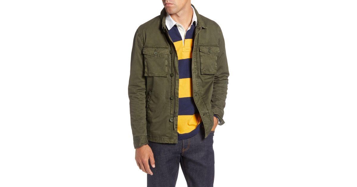 ef68a82d40 Lyst - Nordstrom 1901 Regular Fit Military Jacket for Men