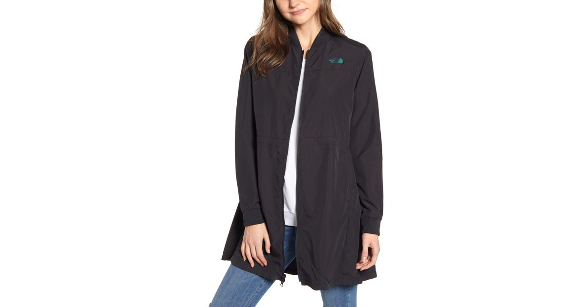 ce740ed35 The North Face Multicolor Flybae Water Resistant Bomber Jacket
