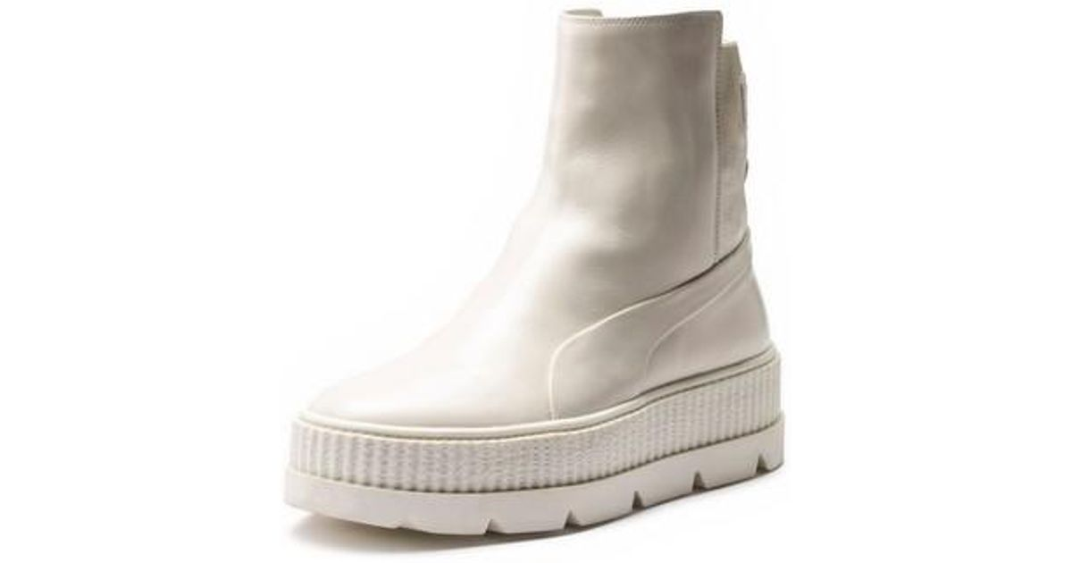 sports shoes 74250 bf801 PUMA Multicolor Fenty By Rihanna Chelsea Boot Creeper Sneaker