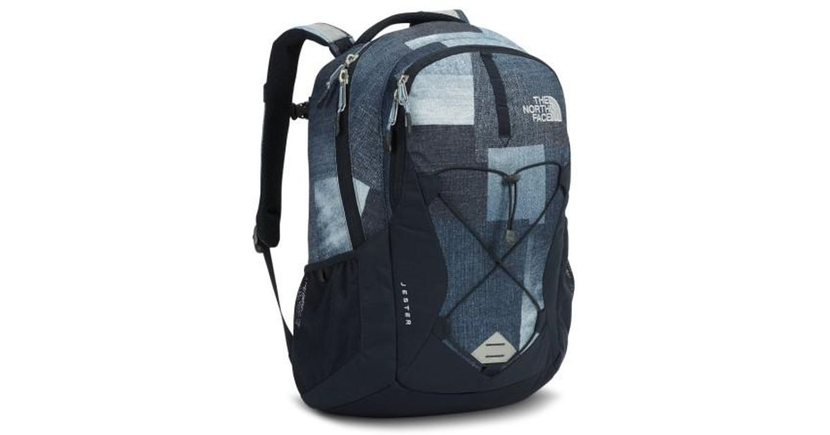 326d15363 The North Face Blue 'jester' Backpack