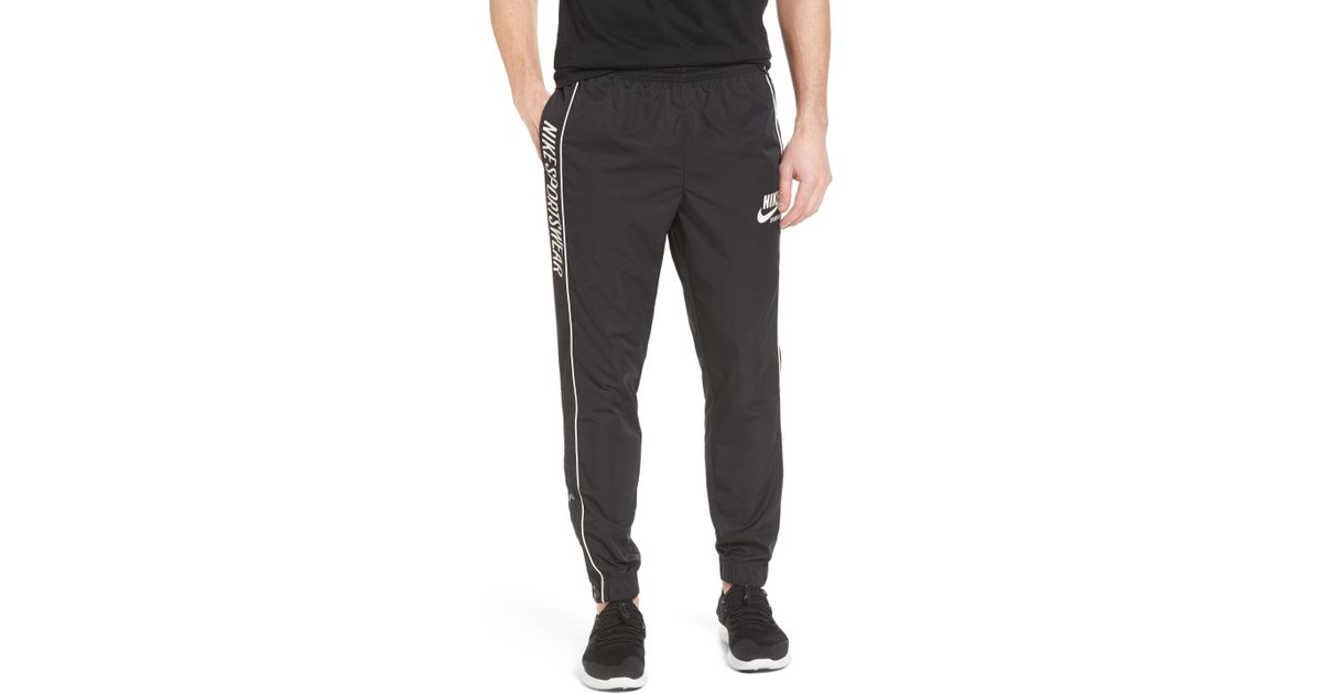 7c6d1abf2425 Lyst - Nike Nsw Archive Pants in Gray for Men