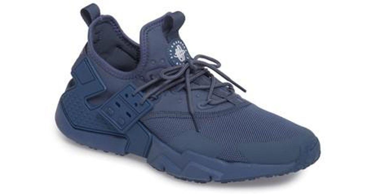 05f138e04fbf2 Lyst - Nike Air Huarache Drift Sneaker in Blue for Men