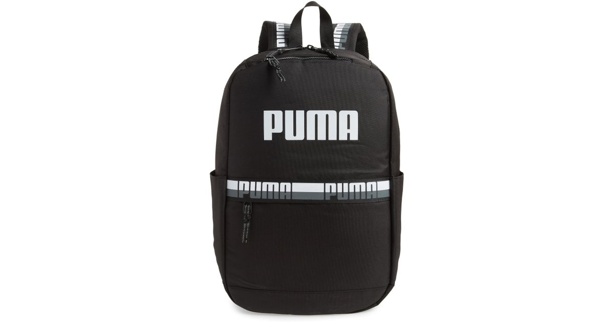 a20323342e7a PUMA Black Speedway Backpack