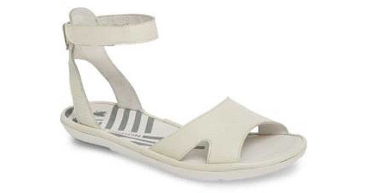 379279796f7 Lyst - Fly London Mafi Sandal in White
