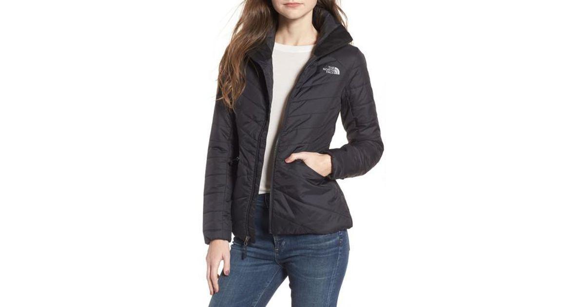 b559b5b12 The North Face Black Moonlight Heatseeker Insulated Jacket