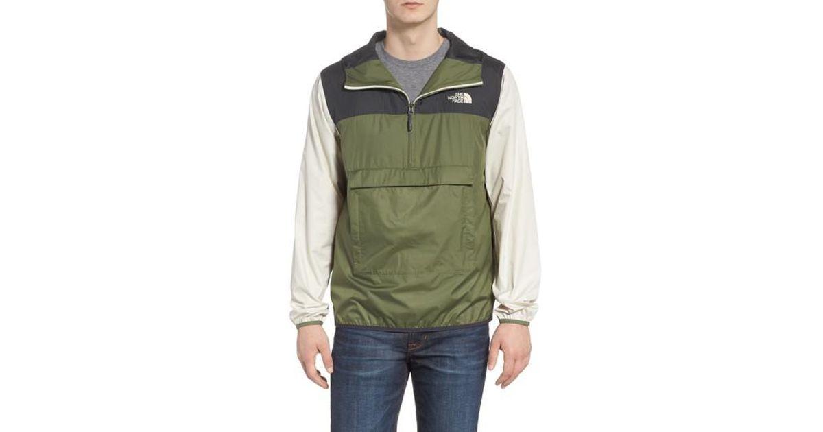201bf993d The North Face Multicolor Fanorak Pullover for men