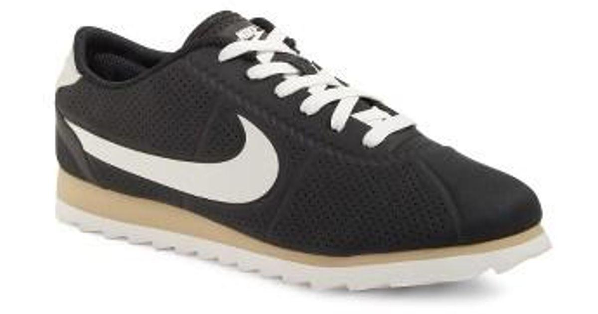 406f9328cc5 Lyst - Nike  cortez Ultra Moire  Sneaker in Black for Men