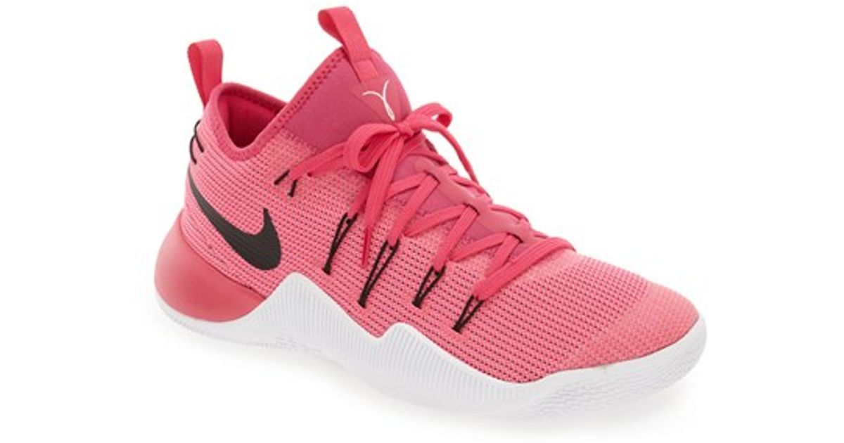 38db823ab30 ... new arrivals lyst nike hypershift basketball shoe in pink for men 1de4a  2b01d