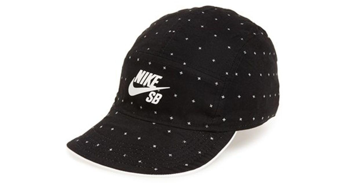 f3fc0887bc1a4 Lyst - Nike Sb Reversible Five Panel Dri-fit Hat in Black for Men