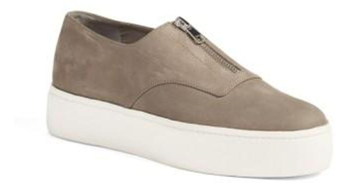 166530bf3746 Lyst - Vince  warner  Platform Sneaker