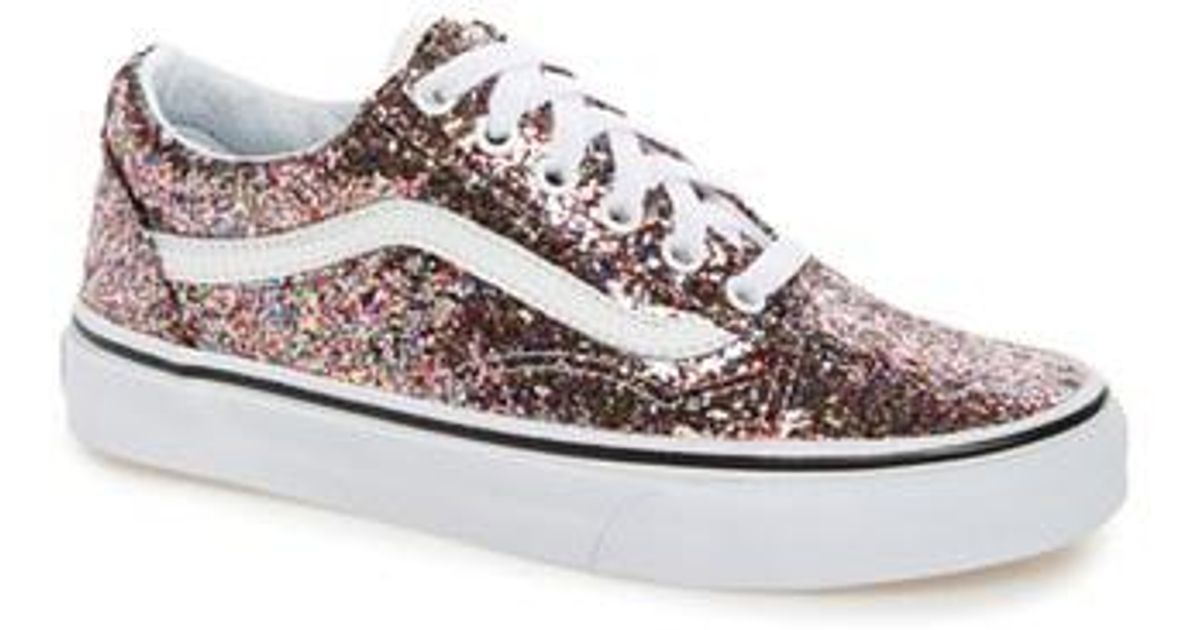79a56ef22e vans old skool leather glitter off 54% - www.dolcepizza53.com