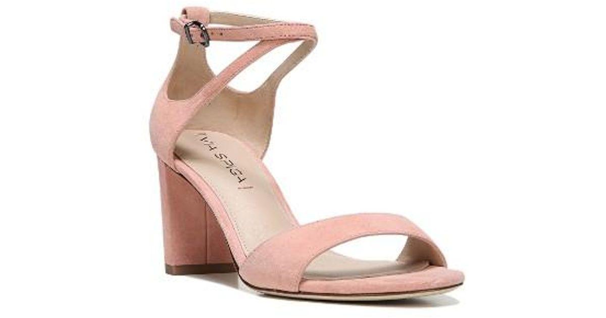 61104c1cac7 Lyst - Via Spiga Wendi Ankle Strap Sandal