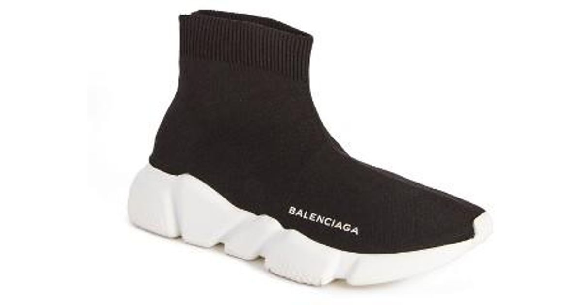 80bc26d856d6 Lyst - Balenciaga Slip-on Trainer Sneaker in Black for Men