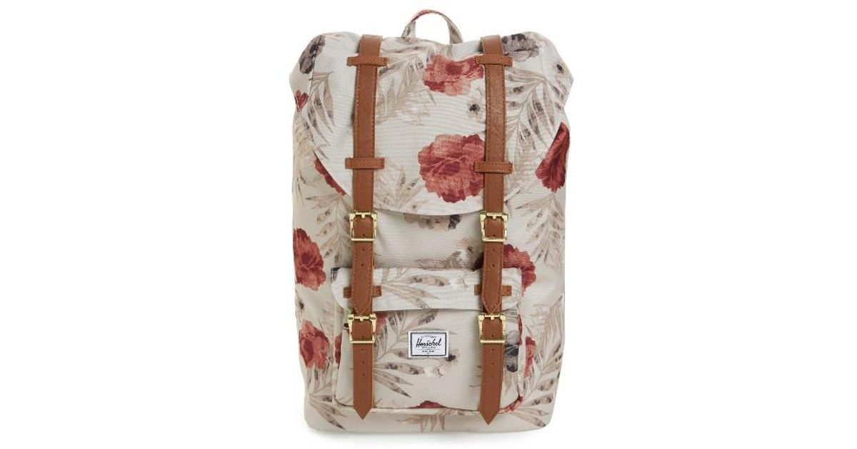 84e19b615f9 Herschel Supply Co. Little America - Mid Volume Backpack for Men - Lyst
