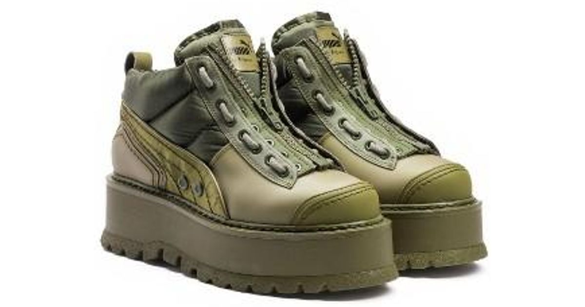 PUMA Fenty By Rihanna Platform Sneaker