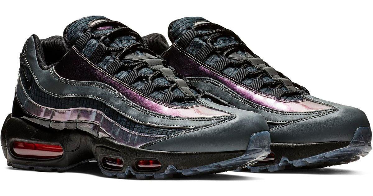 best cheap a5942 0ce20 Nike Black Air Max 95 Lv8 Sneaker