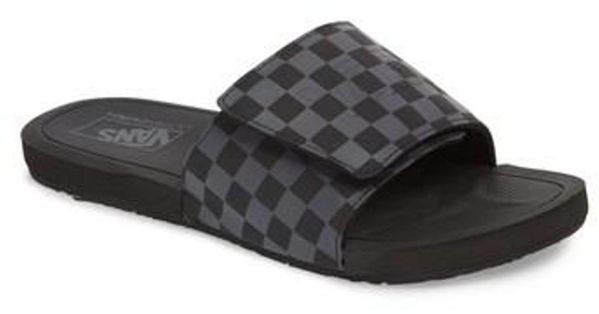 199c12a98a8 Lyst - Vans Nexpa Slide Sandal for Men
