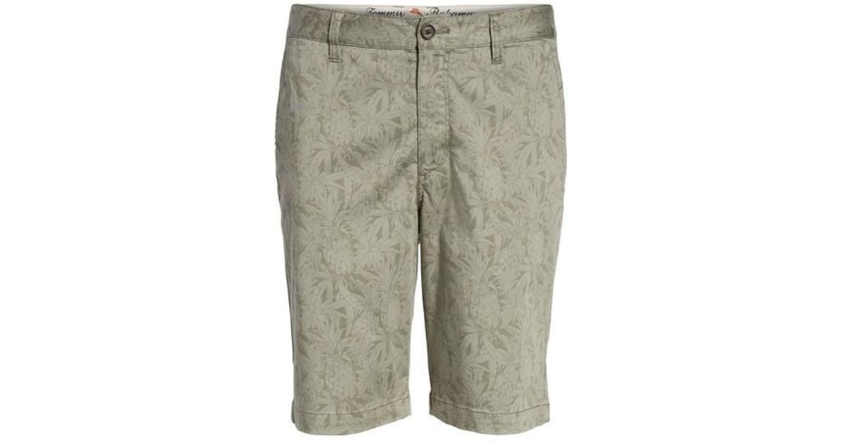 af75218e10 Lyst - Tommy Bahama Camo Tropic Standard Fit Chino Shorts for Men