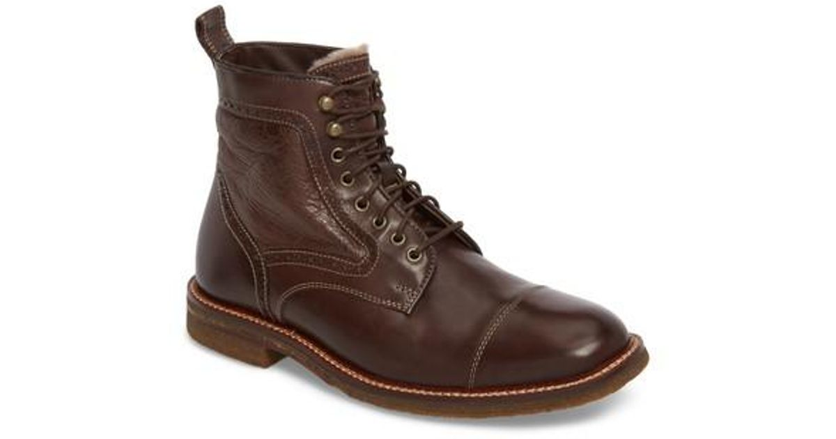 Johnston \u0026 Murphy Leather Forrester