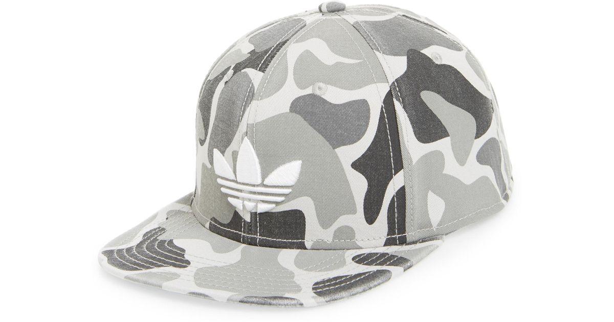 bc904e070c3b7 Lyst - adidas Originals Adidas Original Trefoil Plus Snapback Baseball Cap  - for Men