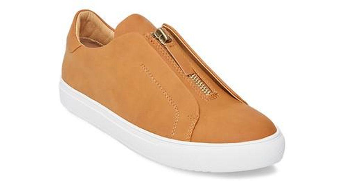 3a637c83ad4 Steve Madden Brown Everest Zip Sneaker for men