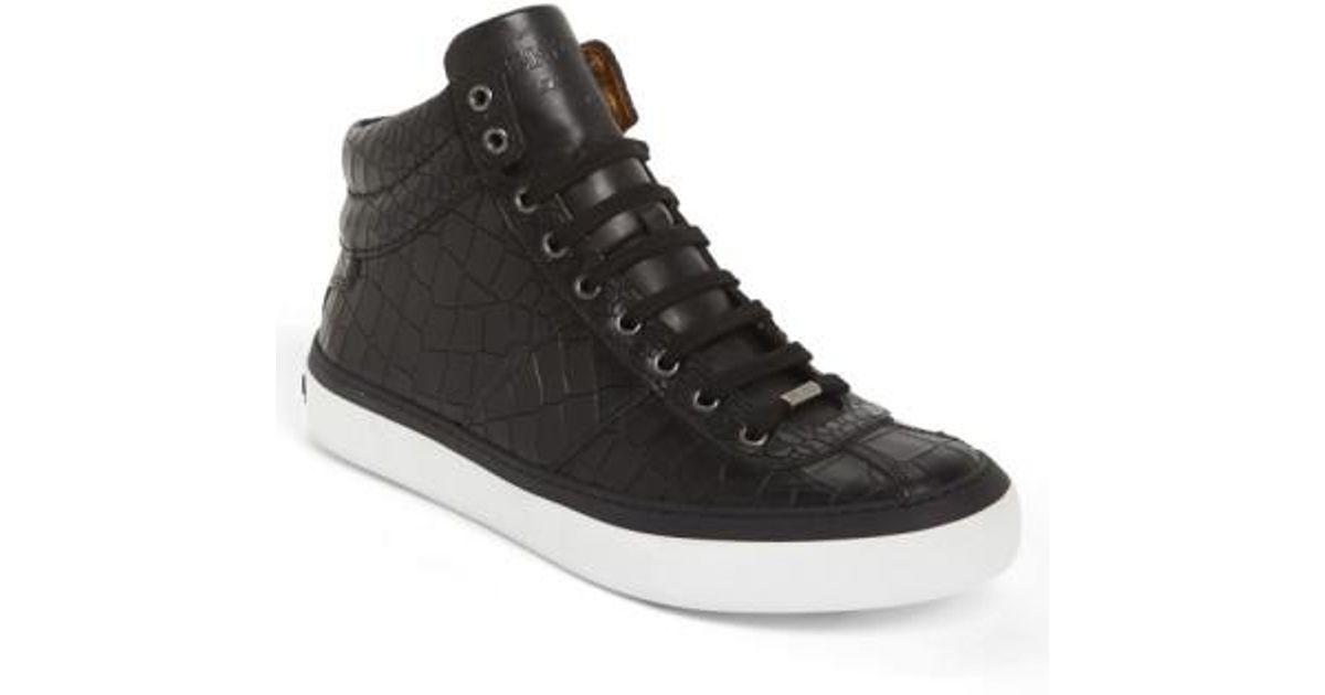 Jimmy chooSneaker High Bastian