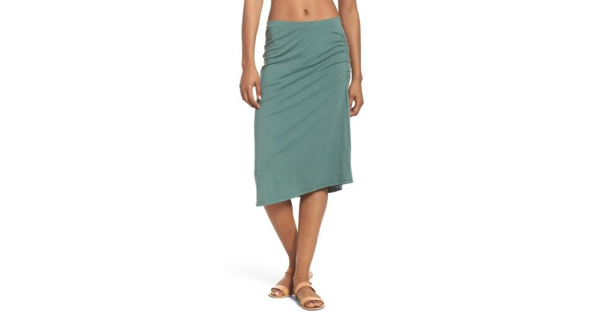 ffe45fd8c8afe Lyst - Patagonia Dream Song Skirt in Green