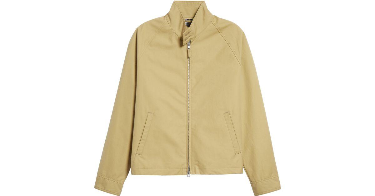 f8c0d82f5c0f Golden Bear Harrington Waxed Cotton Jacket for Men - Lyst