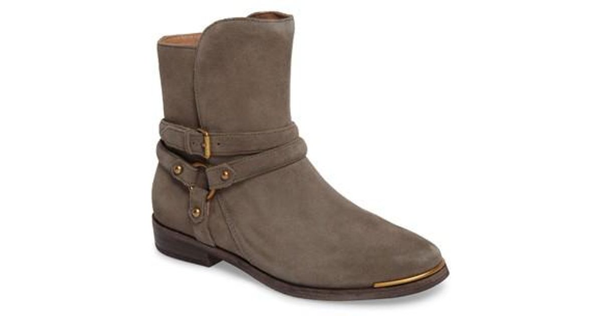 3dfdeb1f8b9 Ugg - Brown Ugg Kelby Harness Bootie - Lyst