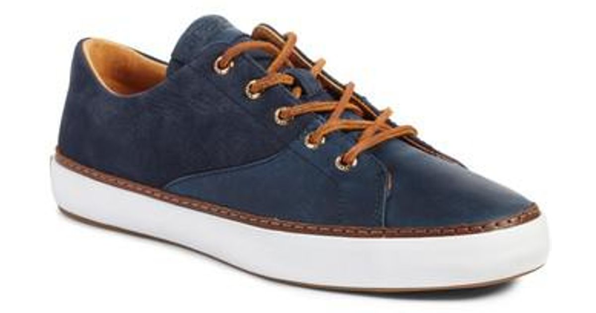 Reliable Cheap Price Sperry Top-Sider Gold Cup Haven Sneaker(Men's) -White/Navy/Red Leather Get To Buy Sale Online Cheap Sale Cheap 0v5YV8
