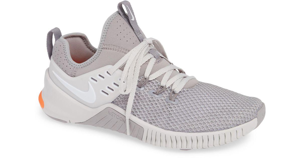 288ac5cc124 Lyst - Nike Free X Metcon Training Shoe for Men