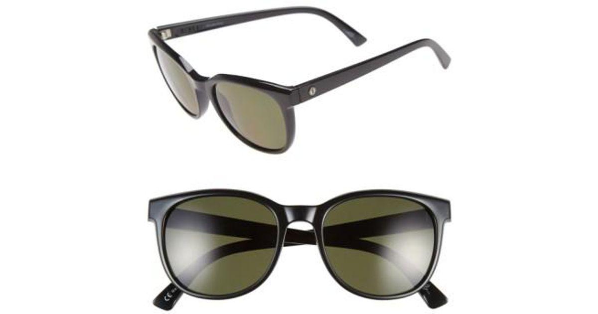 956543af30 Lyst - Electric  bengal  54mm Polarized Sunglasses - Gloss Black  Grey Polar  in Black