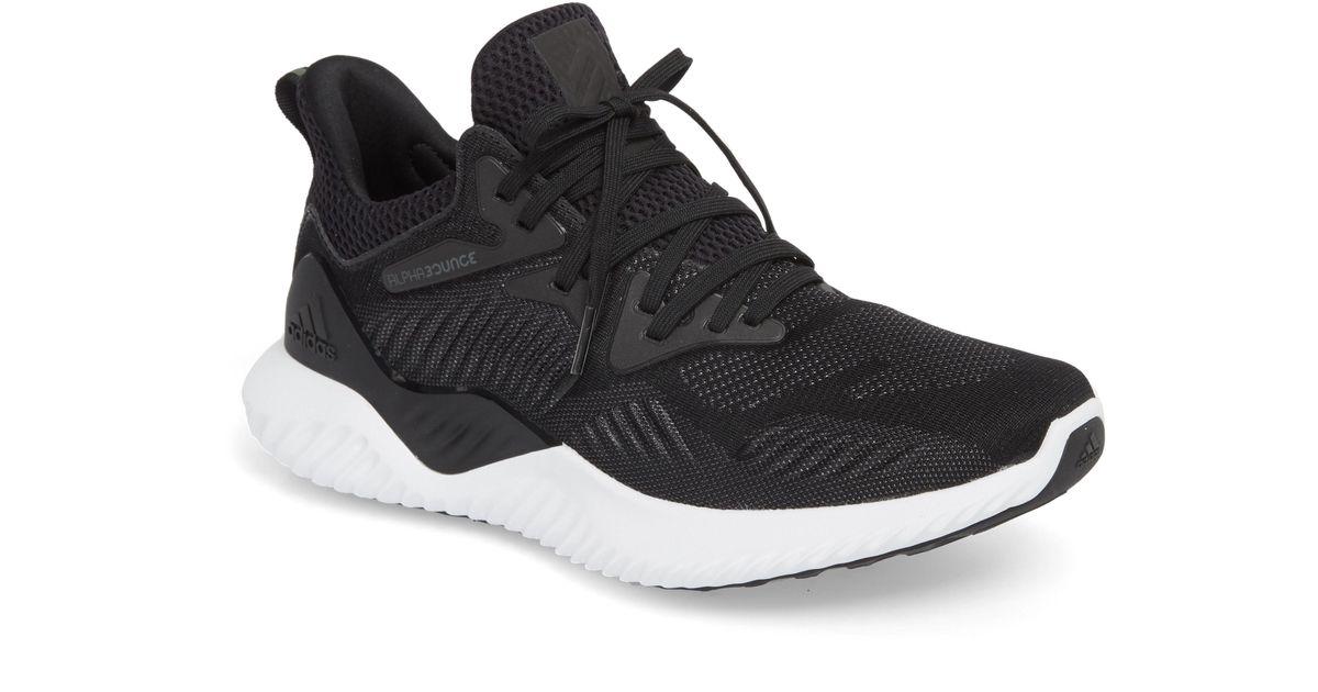 reputable site 87e7e d2f53 Lyst - adidas Alphabounce Beyond Knit Running Shoe for Men
