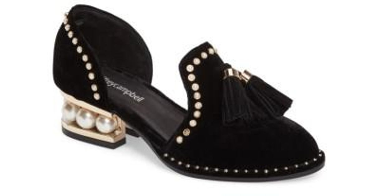 Loafer Black Campbell Civil in Studded Jeffrey Lyst qZIPTI