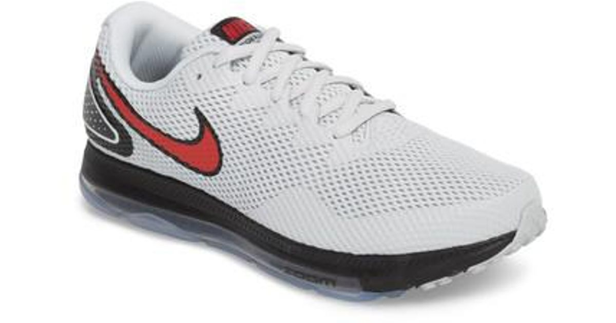 a063bd2bc8aa Lyst - Nike Zoom All Out Low 2 Running Shoe in White for Men