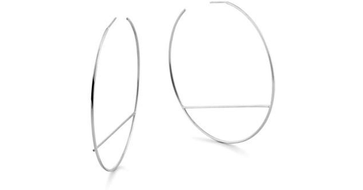 Lana Jewelry 14k Wire Hoop Earrings 1NKb7mUp
