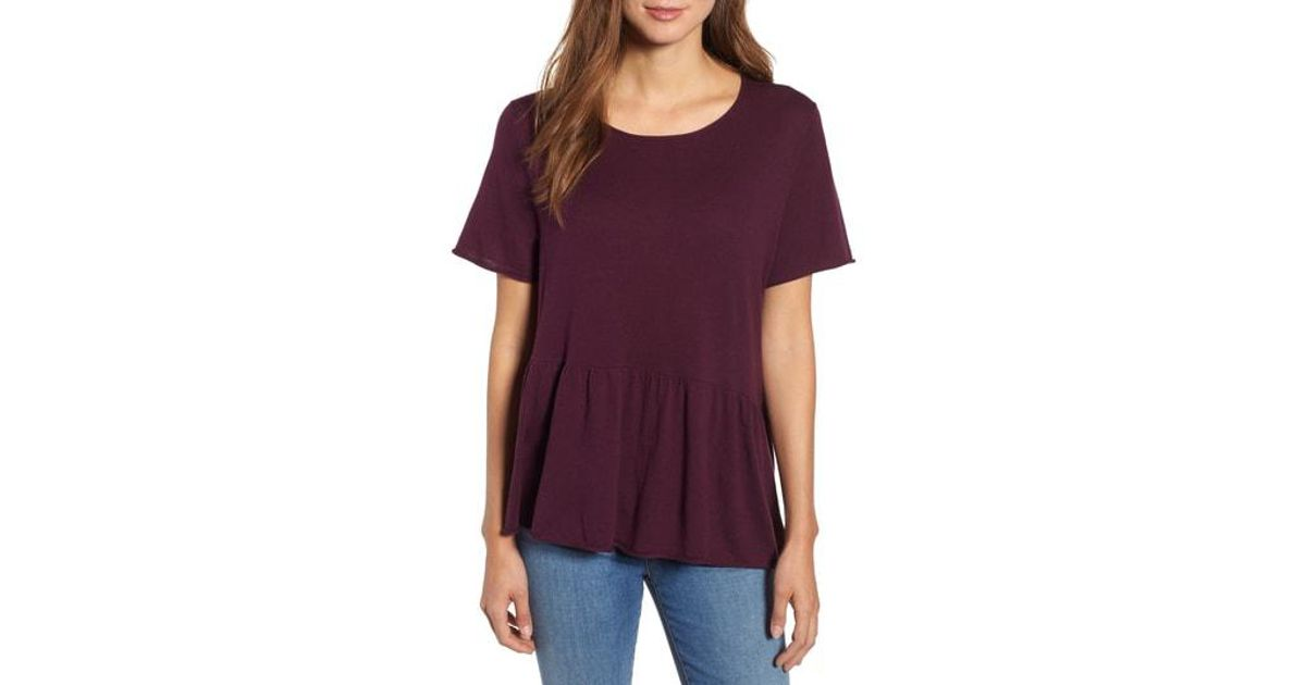 Image result for purple potent caslon peplum