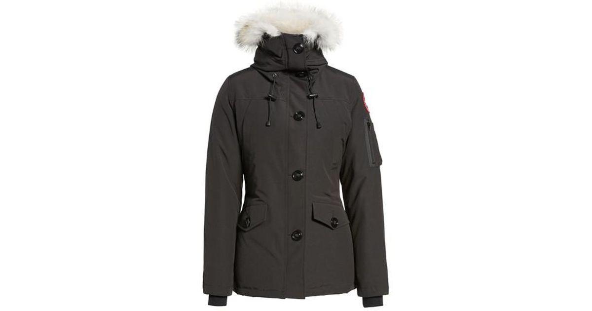 canada goose expedition removable fur blanket rh linkcondominiums com