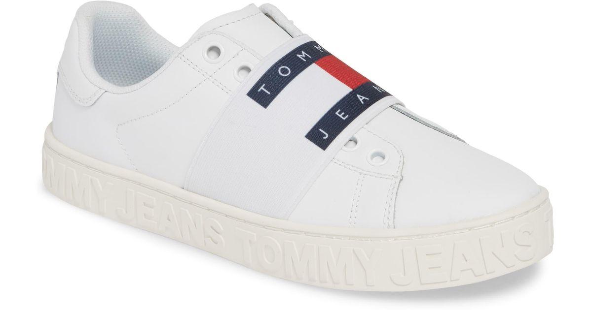 Tommy Hilfiger Denim Jaz Logo Sneaker