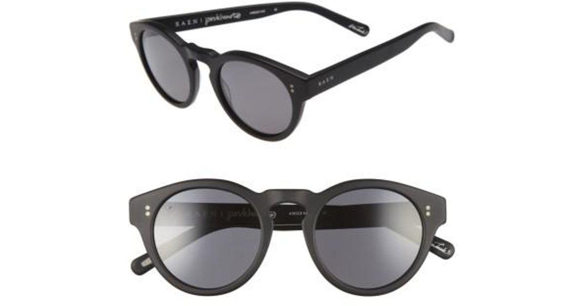 c207fedfc6 Lyst - Raen Parkhurst 49mm Sunglasses in Black