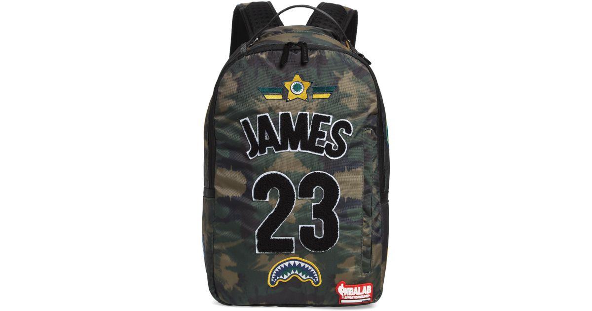 Lyst - Sprayground James Tie Dye Backpack - for Men 82c0fb2b05112