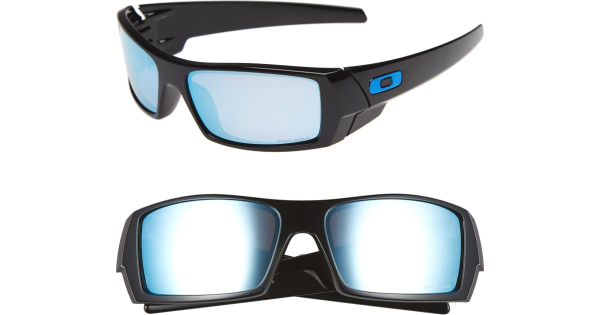 c9c7e73623 Lyst - Oakley Gascan Prizm 60mm Polarized Sunglasses - in Blue for Men