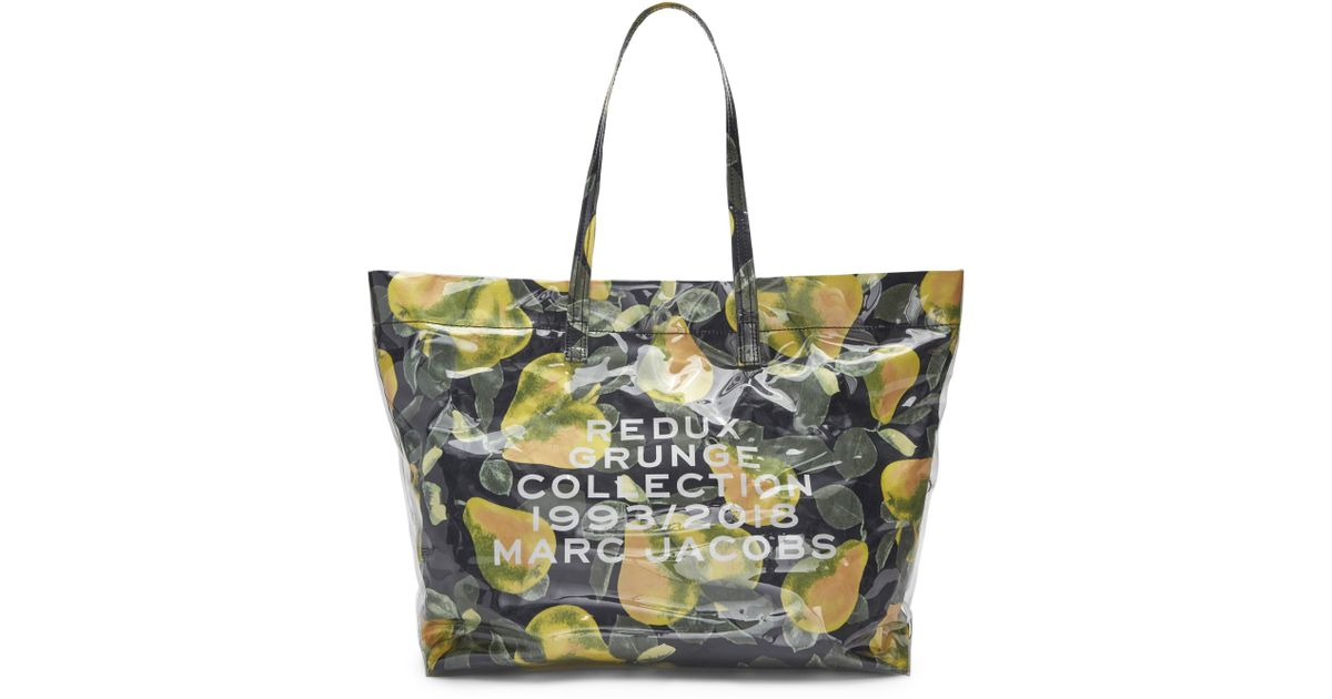 3e58405d0b92 Lyst - Marc Jacobs Redux Grunge East west Tote - Save 11.764705882352942%