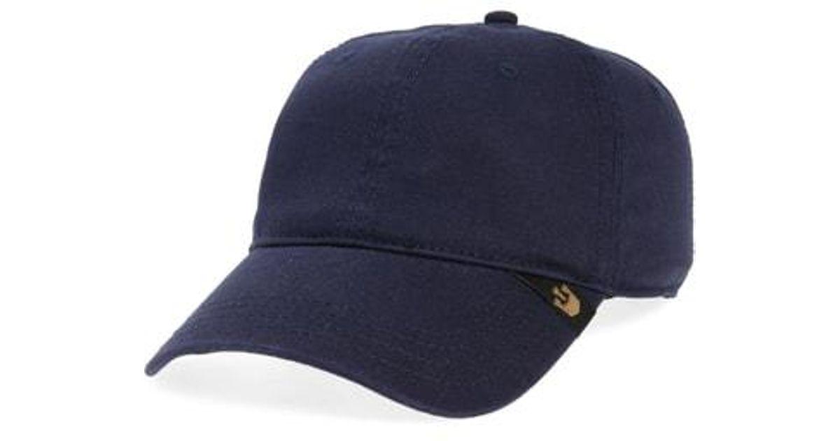 42e1c515e7e51 Goorin Bros Slayer Cap in Blue for Men - Save 69% - Lyst