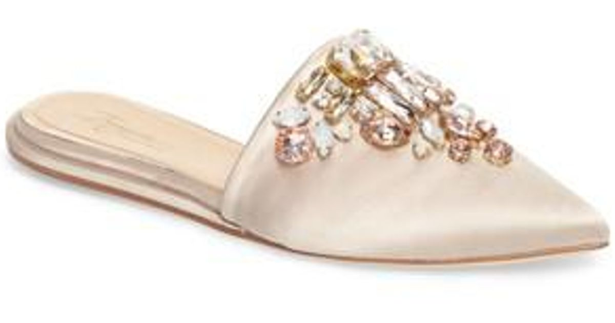 Vince Camuto Women's Imagine Vince Camuto Caide Embellished Mule Z5A00C