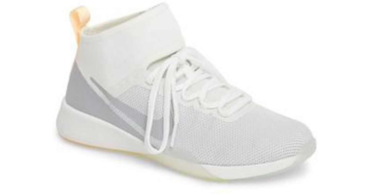 73dd8765c6f Nike White Air Zoom Strong 2 Rise Training Shoe (women)