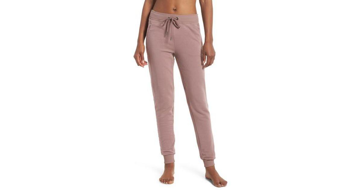 0ce97fc606 Alo Yoga Journey Sweatpants - Lyst