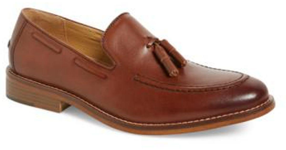 Lyst - G.H.BASS  cooper  Tassel Loafer in Brown for Men 5d0b25afe