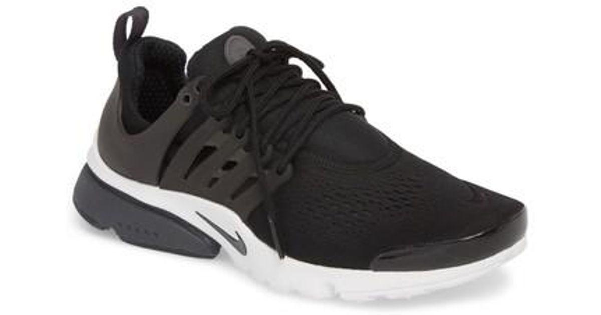 Lyst - Nike Air Presto Ultra Breathe Sneaker in Black for Men ec32334b2