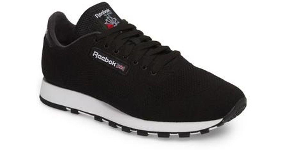 03eb49385d4f4 Lyst - Reebok Classic Leather Ultk Sneaker in Black for Men
